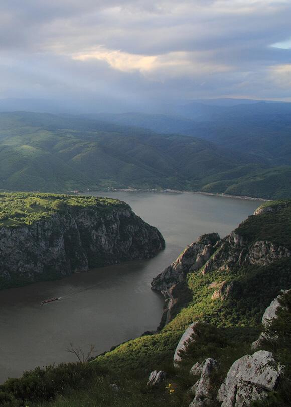 Ђердап Унеско геопарк